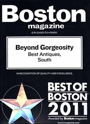 BEST OF BOSTON 2011