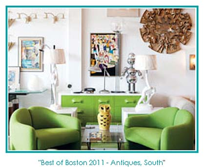 BG Galleries wins Best of Boston 2011